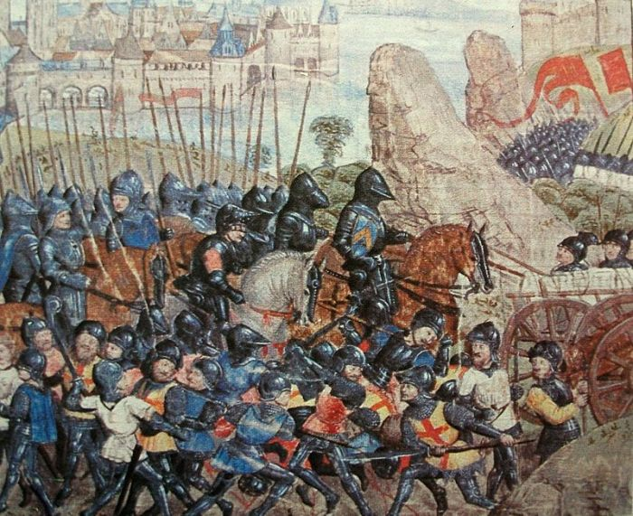 Crises of the 14th Century, Part 2: The 100 Years War