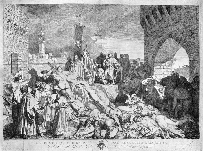 Crises of the 14th Century, part 1 – The Bubonic Plague